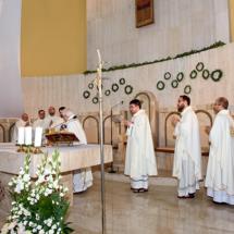 04220180525-ks. Jacek wraz z kolegami dziękuje za Dar Kapłaństwa