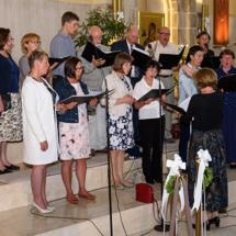 05120180525-ks. Jacek wraz z kolegami dziękuje za Dar Kapłaństwa