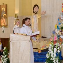 06720180525-ks. Jacek wraz z kolegami dziękuje za Dar Kapłaństwa