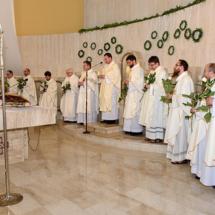 07020180525-ks. Jacek wraz z kolegami dziękuje za Dar Kapłaństwa