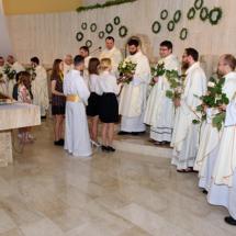 07320180525-ks. Jacek wraz z kolegami dziękuje za Dar Kapłaństwa