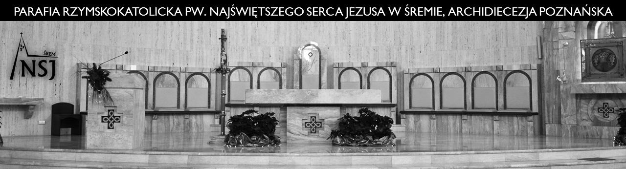 Parafia NSJ Śrem