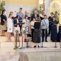 02720180525-ks. Jacek wraz z kolegami dziękuje za Dar Kapłaństwa