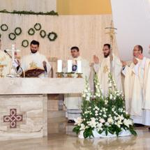 03620180525-ks. Jacek wraz z kolegami dziękuje za Dar Kapłaństwa