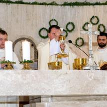 03920180525-ks. Jacek wraz z kolegami dziękuje za Dar Kapłaństwa