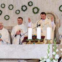 05420180525-ks. Jacek wraz z kolegami dziękuje za Dar Kapłaństwa